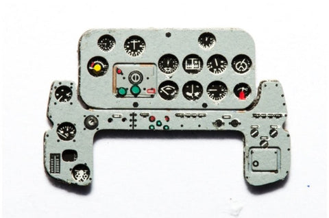 LaGG-3 & La-5 early Instrument Panel