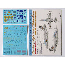 Decals Digital Rooks: Su-25UB, Ukrainian Air Forces and Stencils