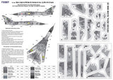 Digital Masks for Sukhoi Su-24M White 20, Ukranian Air Forces, Digital camouflage