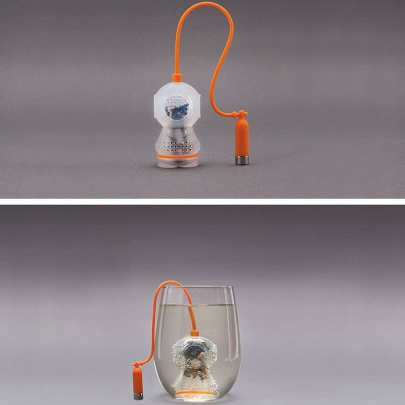 "Deep ""Sea"" Tea Infuser"
