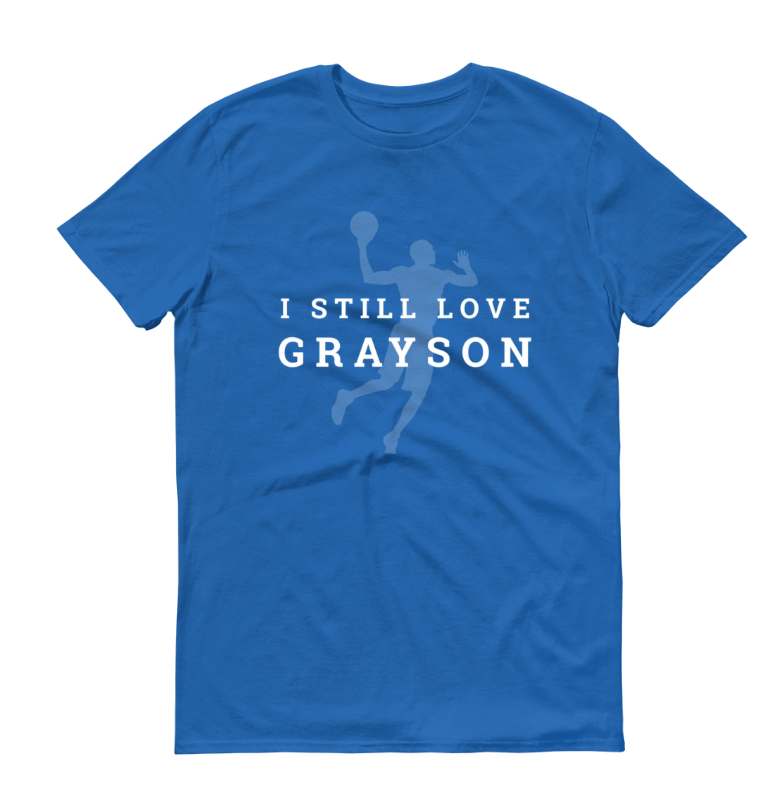 I Still Love Grayson Allen T Shirt