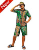 Men's African Pattern Hawaiian Shirt