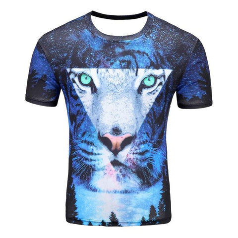 Snow Lion T Shirt