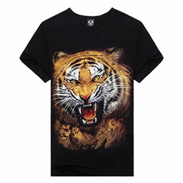 Men's Lion Shirt