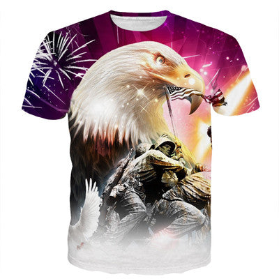 Newest USA T Shirts