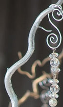 "*Buy 2 Get one Free * 30"" LED Lighted Curly Willow Branches, Silver, with 8 Function Remote"