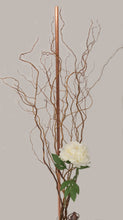 "48""Lighted Curly Willow Branches Natural with  8 function Remote"