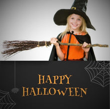 Kids Costume Witch Broom -DIY Broom Making kit