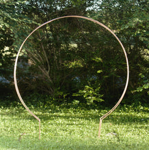 *Free shipping* Round Copper Arch