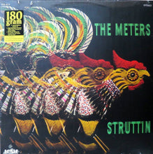 The Meters 4 LP's  STRUTTIN AND Self Titled AND Look-Ka Py Py AND Cabbage Alley