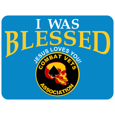 I Was Blessed Decal - MxNumbers