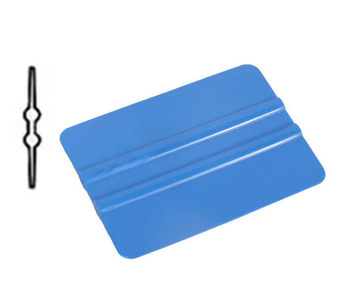 "4"" Squeegee for Installation of Vinyl Decals - MxNumbers"