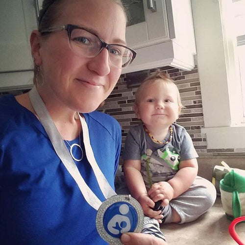 Breastfeeding Medal