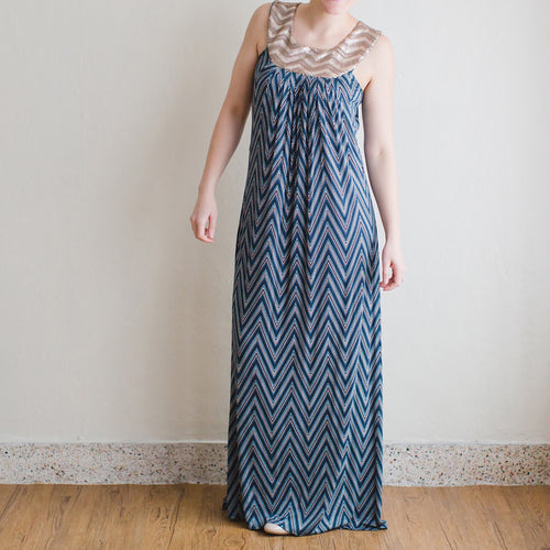 The Cleopatra Nursing Maxi