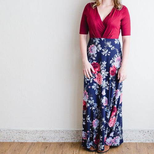 Rouge & Rose Nursing Maxi