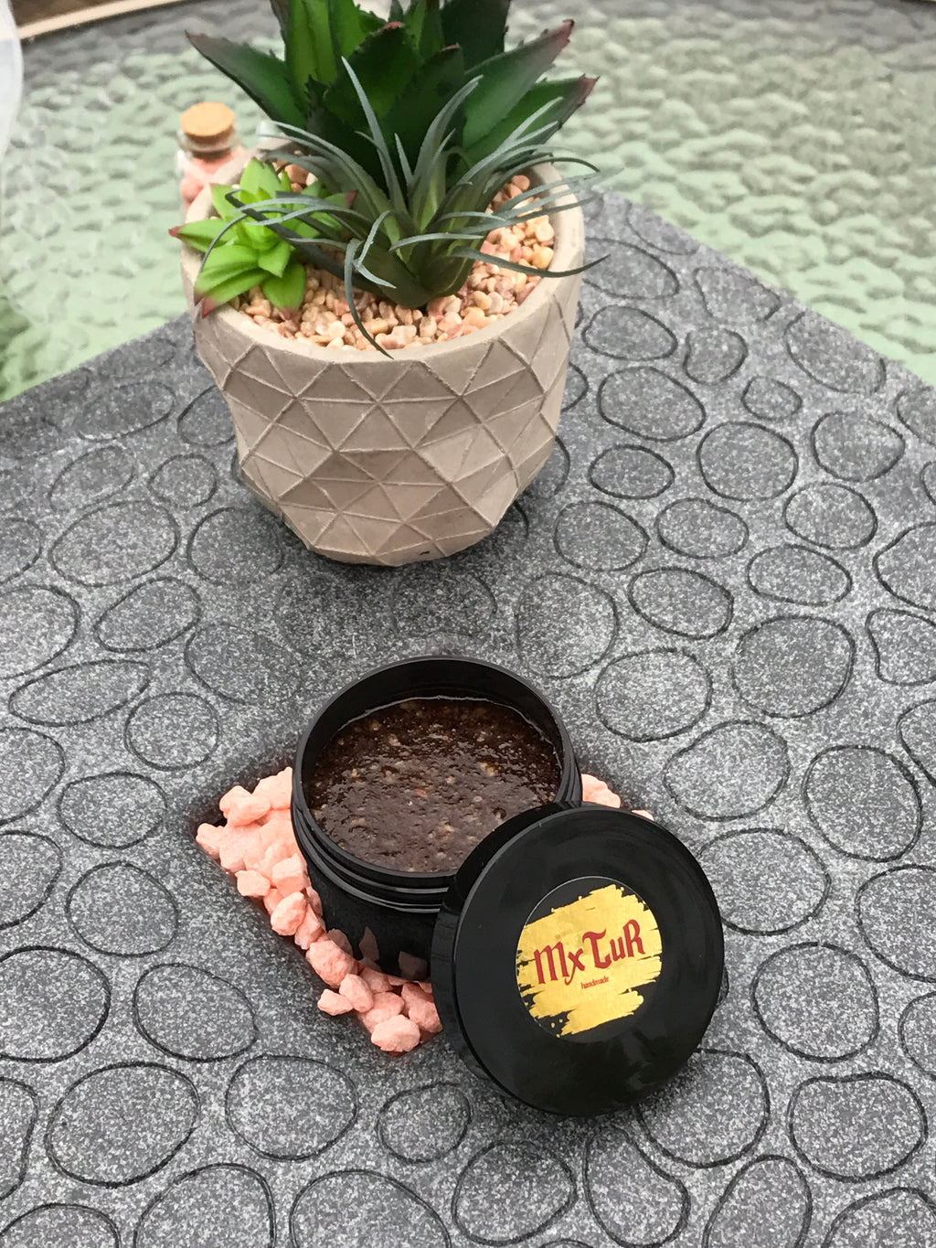 Kofje Face & Body Scrub -Mixtur,  Kofje Face & Body Scrub Mxtur, Face & Body Scrub Masks, Scrubs, Soaps, Kofje Face & Body Scrub skincare, Kofje Face & Body Scrub natural, [product_Type] Handcrafted