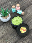 Matcha Face & Body Scrub -Mixtur,  Matcha Face & Body Scrub Mxtur, Face & Body Scrub Masks, Scrubs, Soaps, Matcha Face & Body Scrub skincare, Matcha Face & Body Scrub natural, [product_Type] Handcrafted