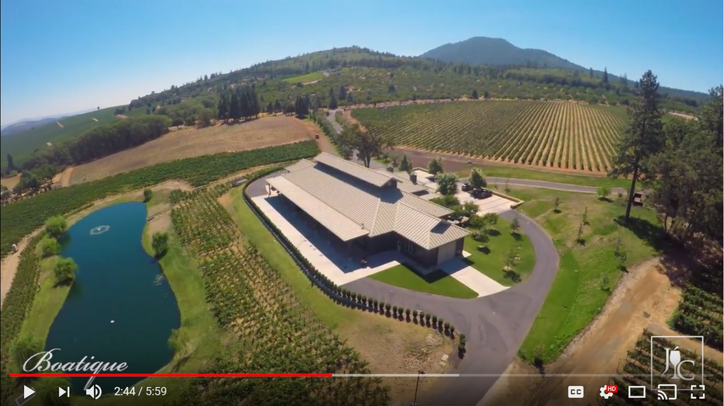 Exclusive Footage for Wineries & Flights