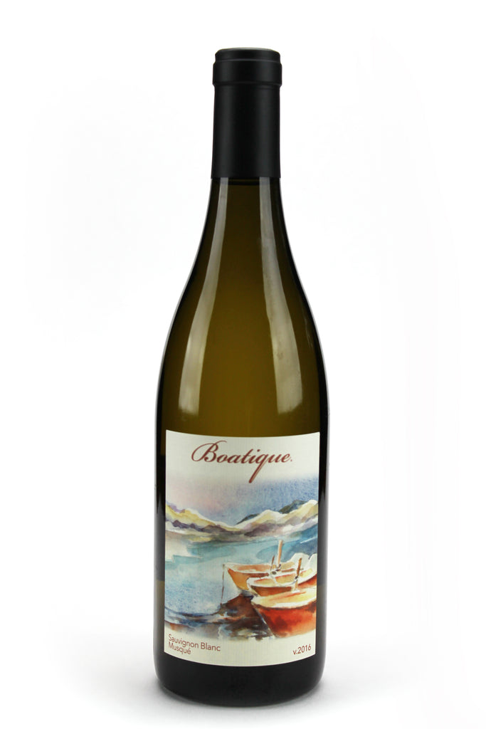 Boatique Winery - Sauvignon Blanc