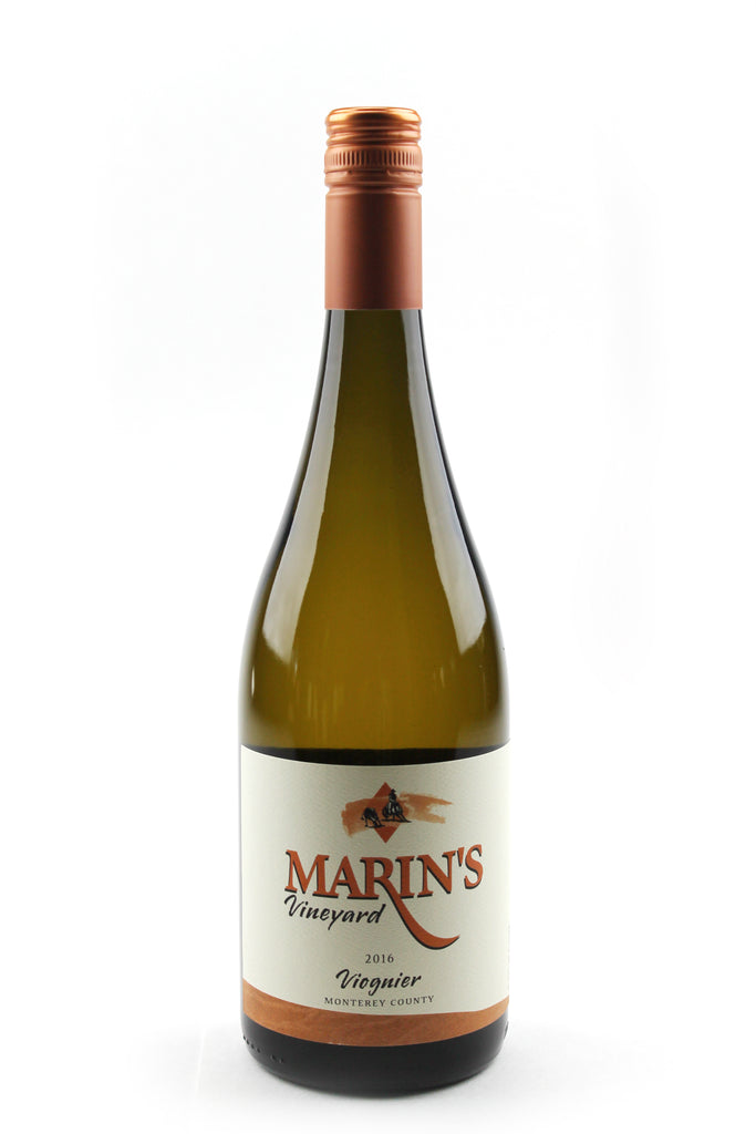 Marin's Vineyard - Viognier