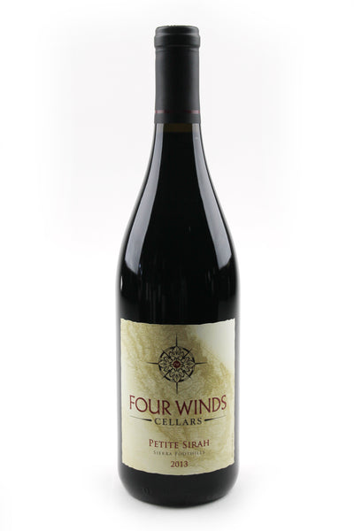 Four Winds Cellars - Petit Syrah