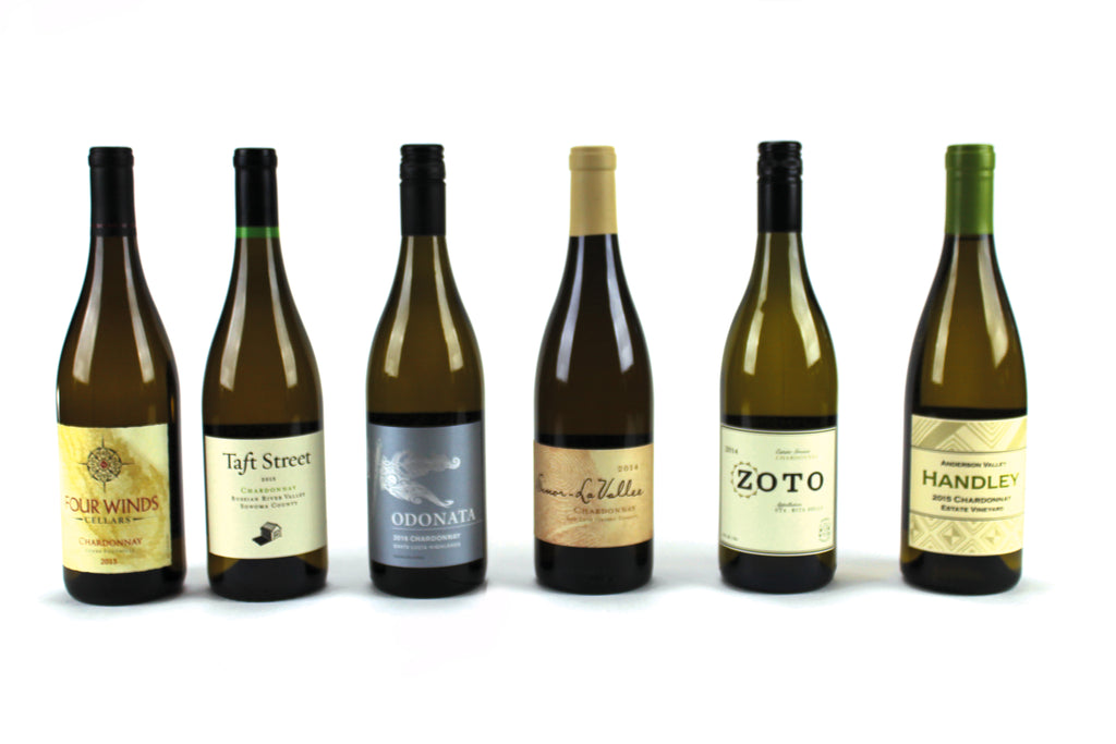 Chardonnay 6 Pack (All)