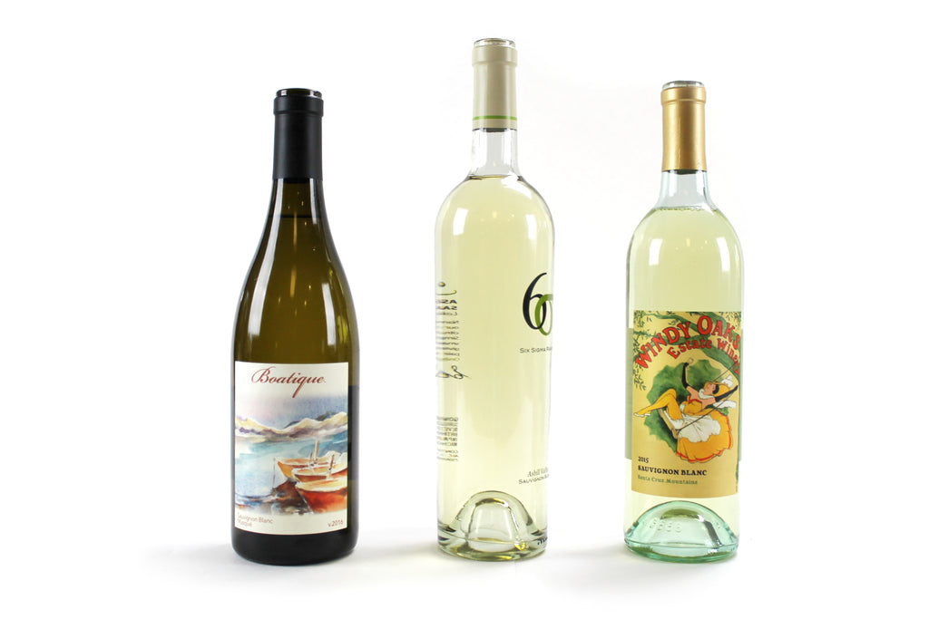 Sauvignon Blanc 3 Pack (Boatique, Six, Windy)