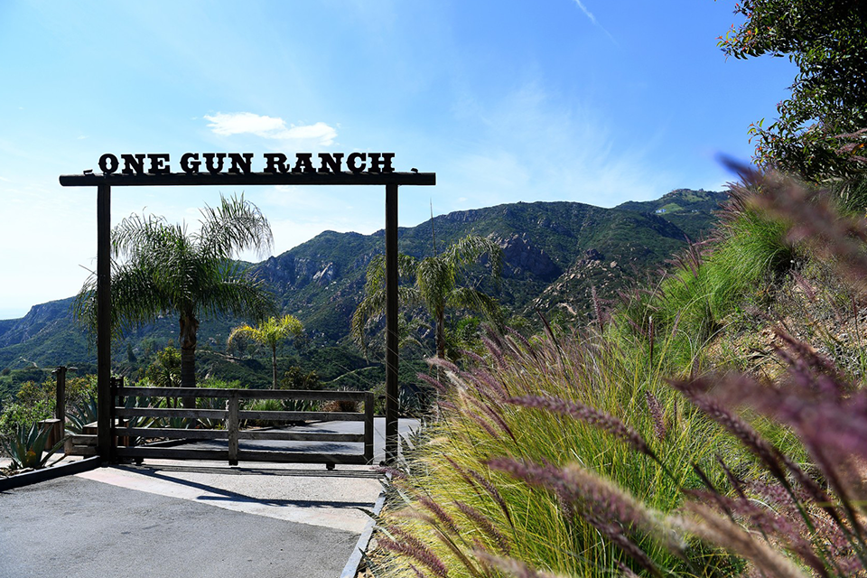 Los Angeles Times: Go inside One Gun Ranch, a gorgeous Malibu oasis where alpacas roam free