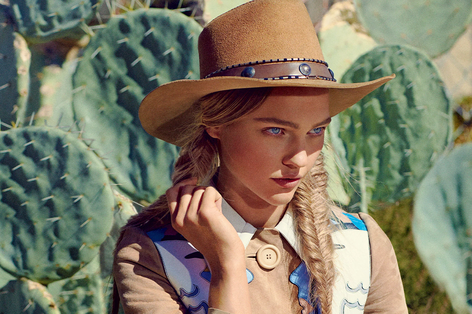 Vogue: A California Cowgirl Shares Her Back-to-Basics Beauty Rules