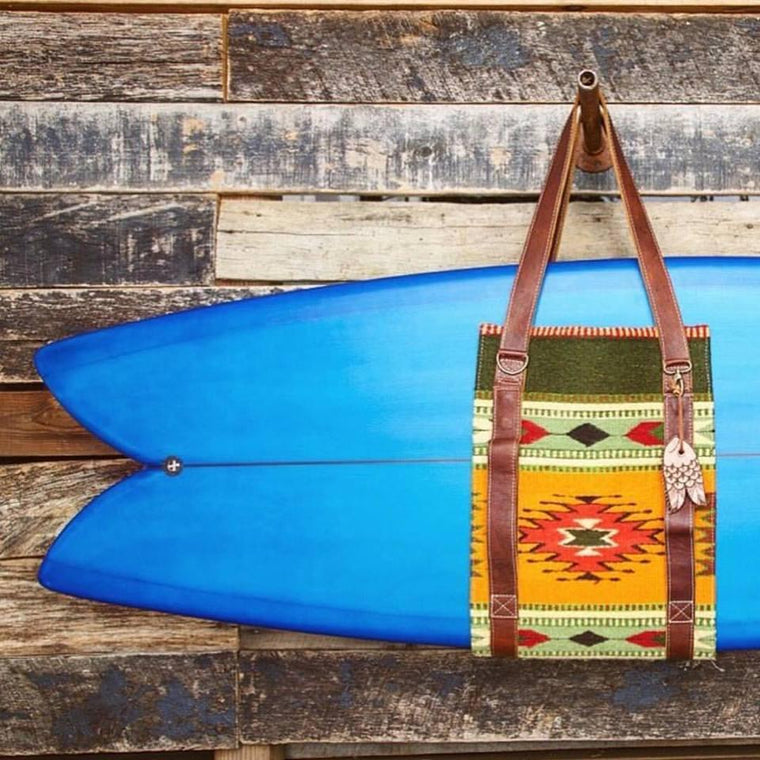 SaltFishCo Sling Surf Bag