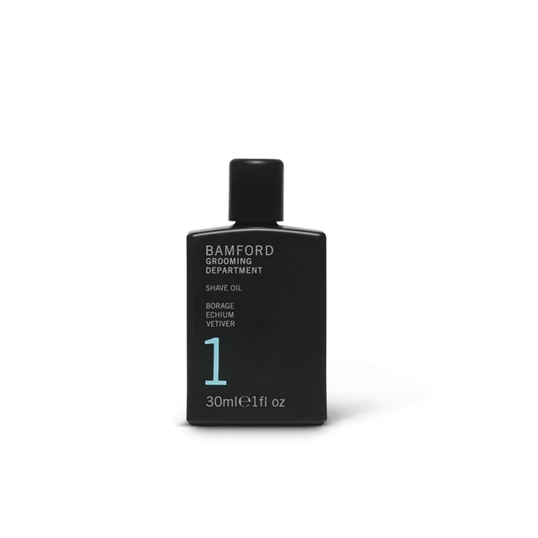 Bamford Grooming Department Shave Oil