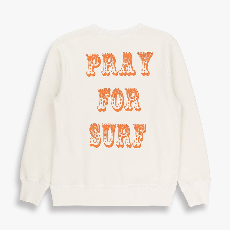 TSPTR PRAY FOR SURF Sweatshirt