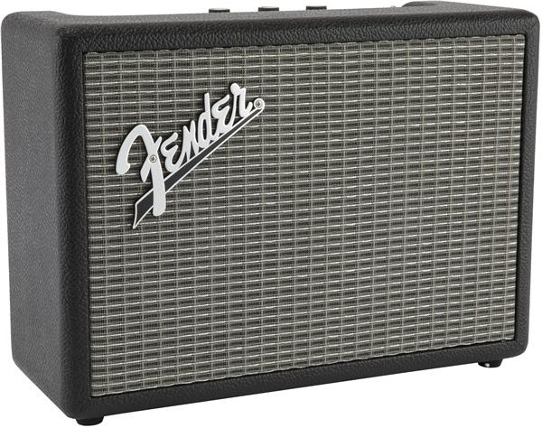 Fender Monterey Black Bluetooth Speaker