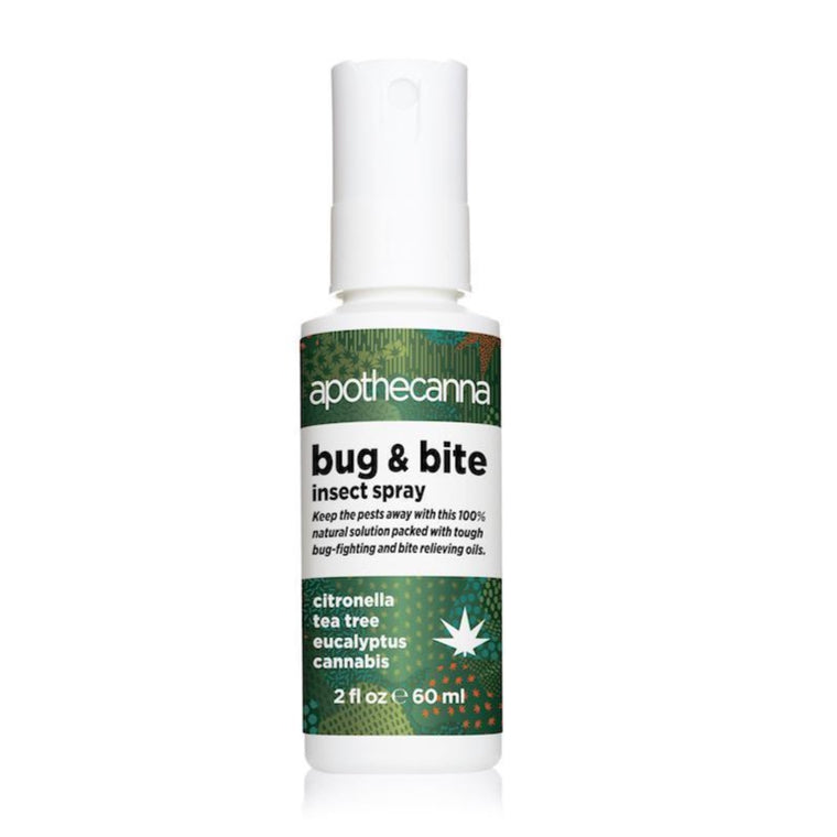 Apothecanna Bug & Bite Spray