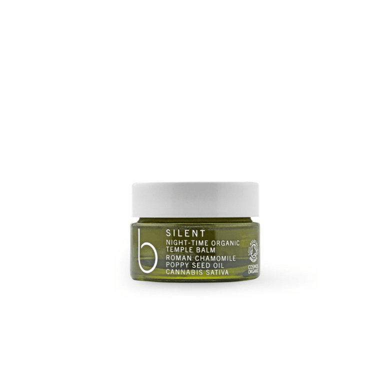 Bamford Silent Night time Organic Temple Balm