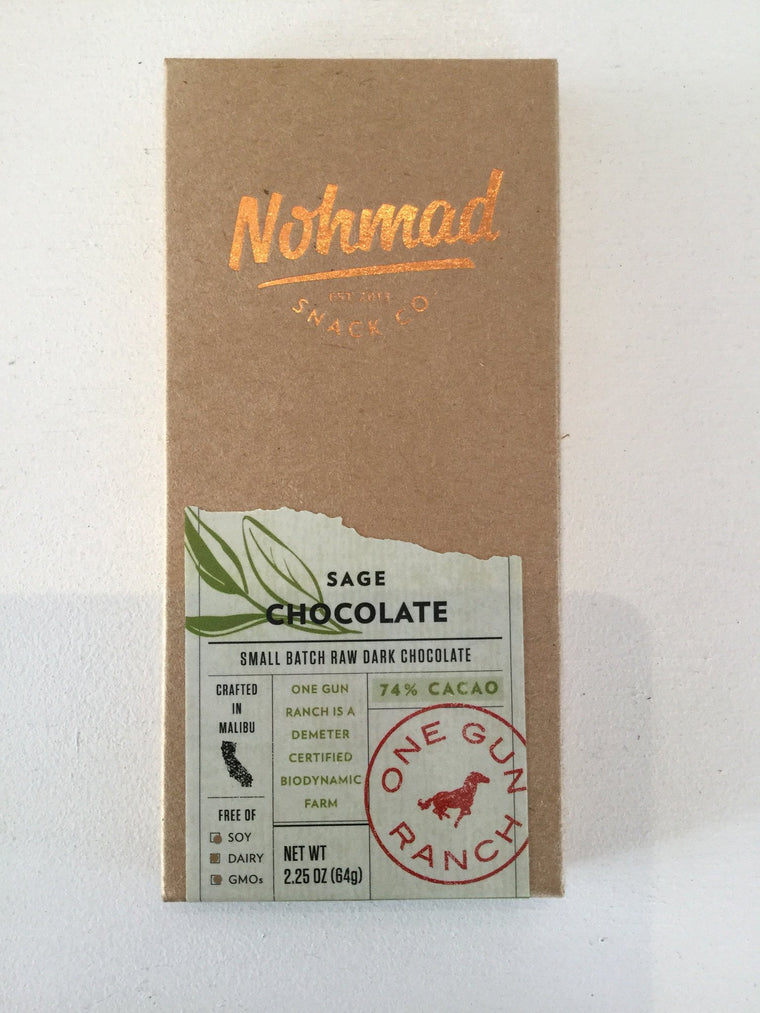 Nohmad Chocolate