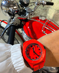 Red Bamford London Mayfair Sport.
