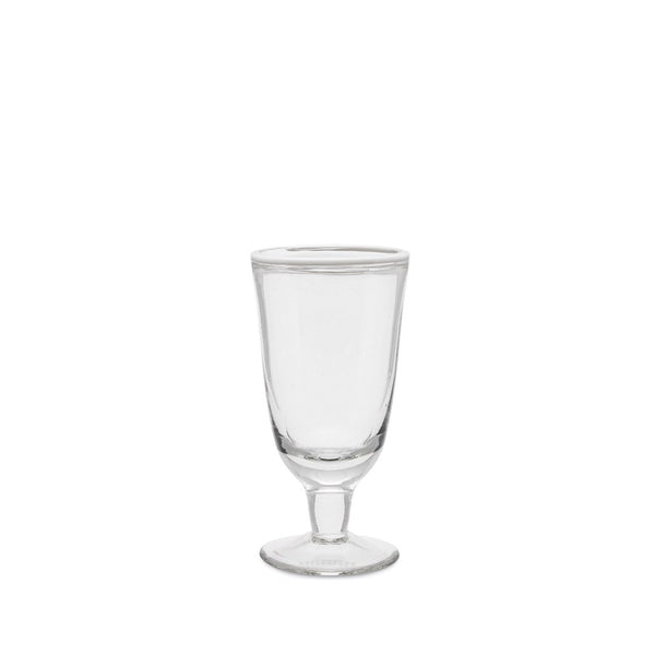 Daylesford Ledbury white tipped wine glass