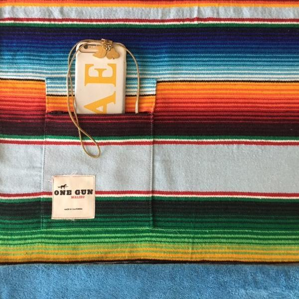 One Gun Ranch Baja Blanket Towel Duo