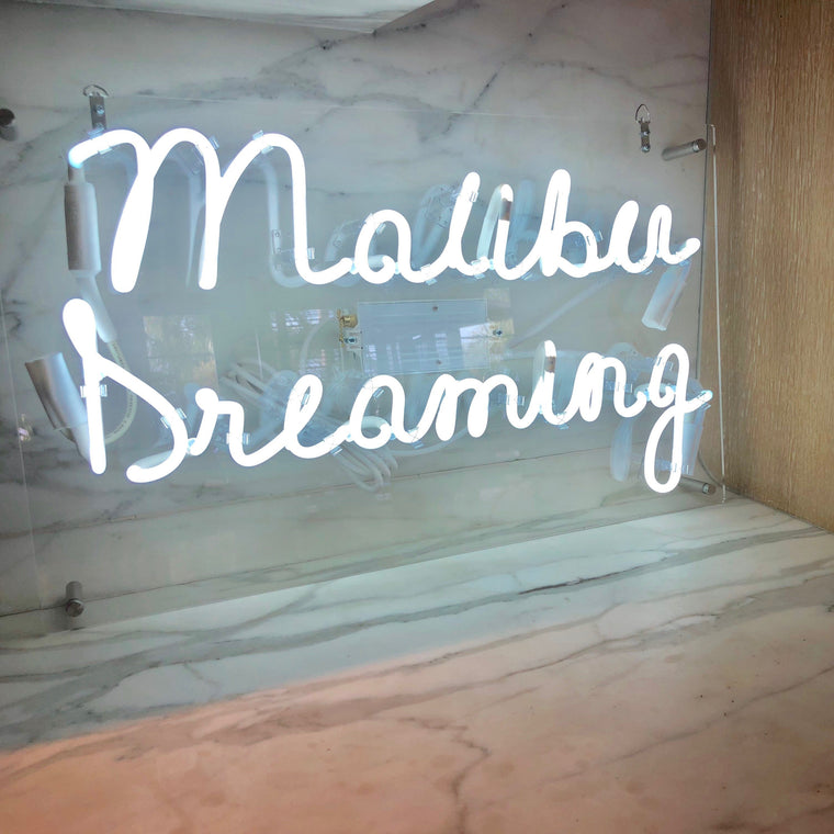 Malibu Dreaming Neon Light