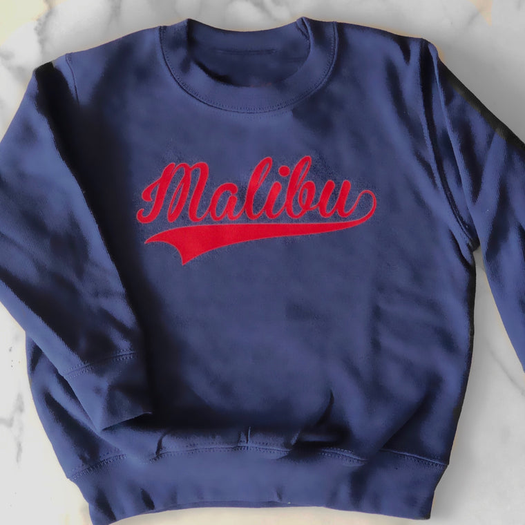 On The Rise Malibu Pullover Sweatshirt