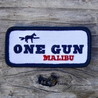 One Gun Ranch Patch