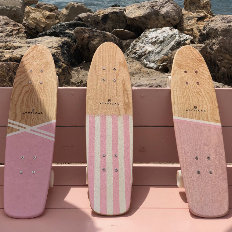 Atypical Pink Skateboards