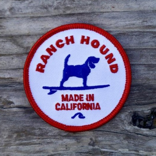 One Gun Ranch Hound Patch
