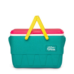 90's flashback limited edition 25 quart cooler. The picnic cooler by igloo