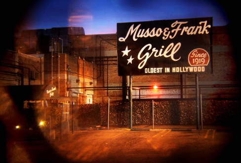 Musso & Frank Grill, Connie Conway