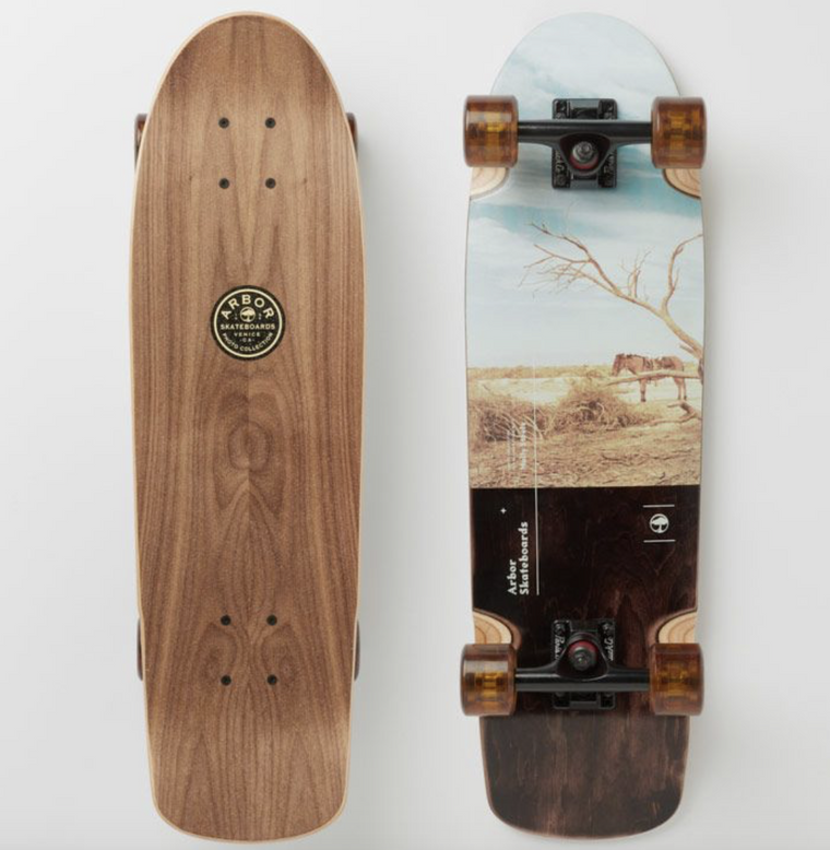 Arbor Pilsner Photo 19 Skateboard