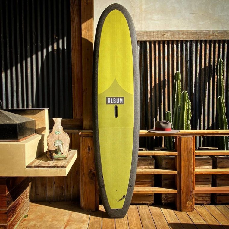Album Kookapinto Soft Top Surfboard