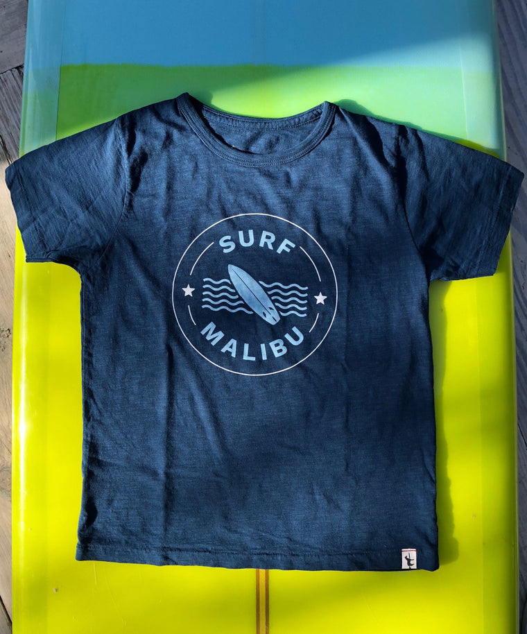 One Gun T-shirt Surf Malibu KIDS