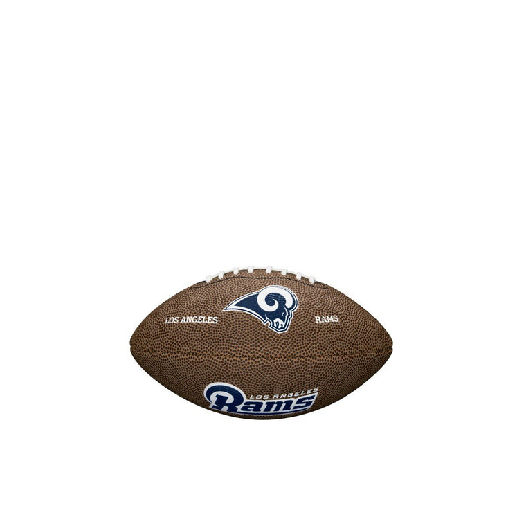 Wilson NFL Mini Team Logo Football